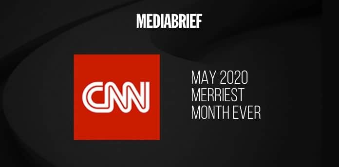 image-CNN has biggest month of May ever in the US -MediaBrief