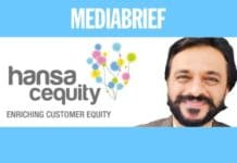 image-Neeraj Pratap Sangani is COO of Hansa Customer Equity-MediaBrief