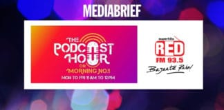 image-Red-Fm-adds Podcast Hour to Morning No 1 Show - MediaBrief