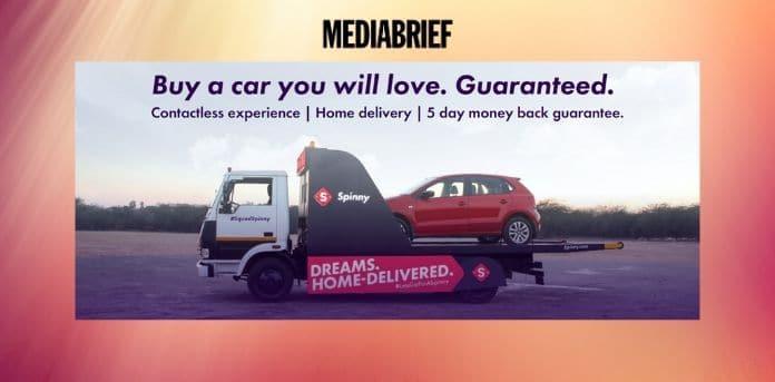 image-Spinny sells 300 cused cars during lockdown - MediaBrief