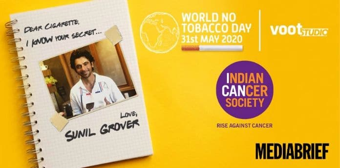 image-Voot-Studio-Partners-with-Indian-Cancer-Society-MediaBrief