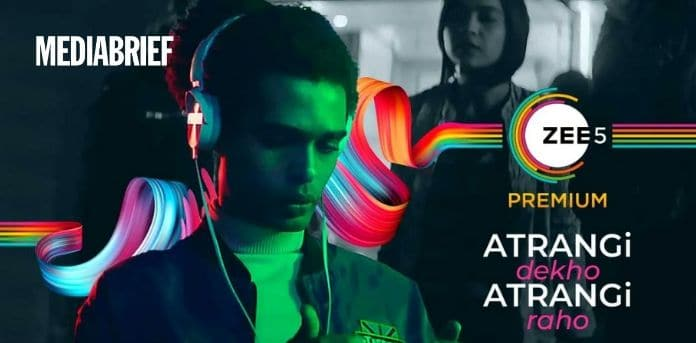 ZEE5 India flags off SVOD push with new campaign; 80 originals to power it this fiscal