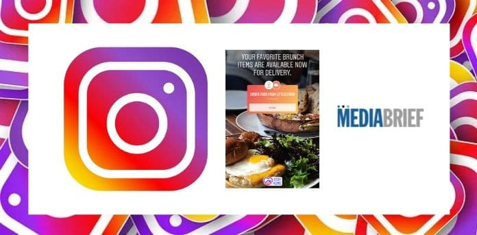 image-instagram stickers-to-help-restaurants with food discovery-Mediabrief