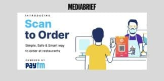image-paytm-pleaa to govt for contactless scan to order at 1 lakh plus restaurants MediaBrief