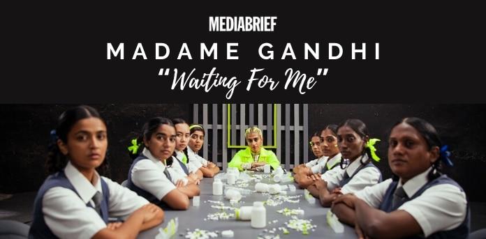 "Image-Acclaimed artist & activist Madame Gandhi debuts new music video ""Waiting For Me''-MediaBrief.jpg"