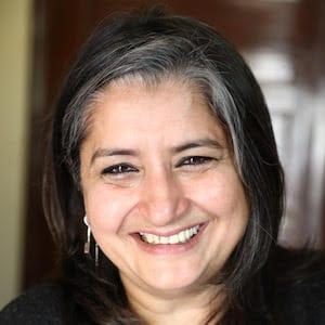 Image-Smita Bharti, Executive Director of Sakshi-MediaBrief.jpg