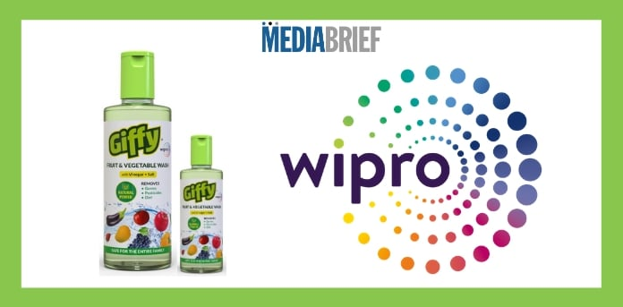 Image-Wipro Consumer Care launches 'Giffy' - Fruit & Vegetable wash-MediaBrief.jpg