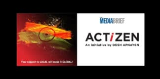 image-China Apps Ban - ACTIZEN Message to youngsters - MediaBrief