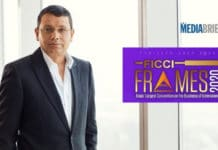 image-Uday Shankar of Walt Disney Star India at FICCI Frames 2020 - MediaBrief