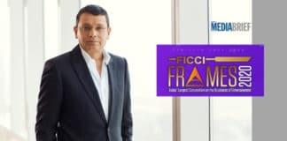 image-Uday Shankar of Walt Disney Star India at FICCI Frames 2020 - MediaBrief