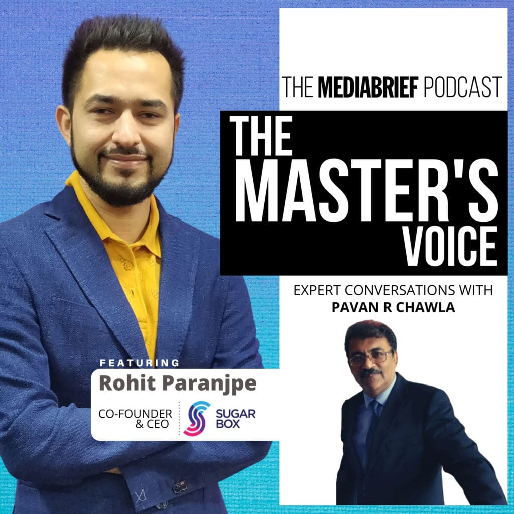 image-final--podcast-episode-art-Rohit-Paranjpe-with-Pavan-R-Chawla-on-The-Master's-Voice-on-MediaBrief