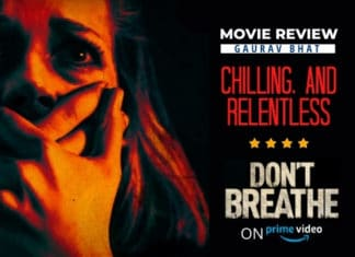 image-Movie-Review-Don't Breathe on Amazon Prime - Gaurav Bhat on MediaBrief