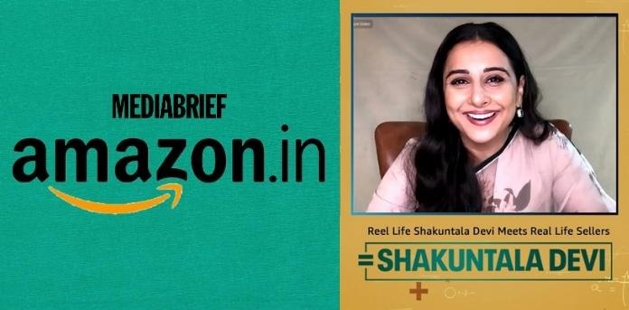 Vidya Balan lauds Amazon's stand for handmade initiative