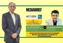 image-kailashnath Adhikari and vallabh bhanshali on visionary talks - story on mediabrief