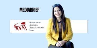 image-Anupriya Acharya takes over as President AAAI from Ashish Bhasin-MediaBrief