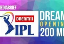 image-dream11 ipl 2020 has a dream opening with 200 million viewers opening game -mediabrief