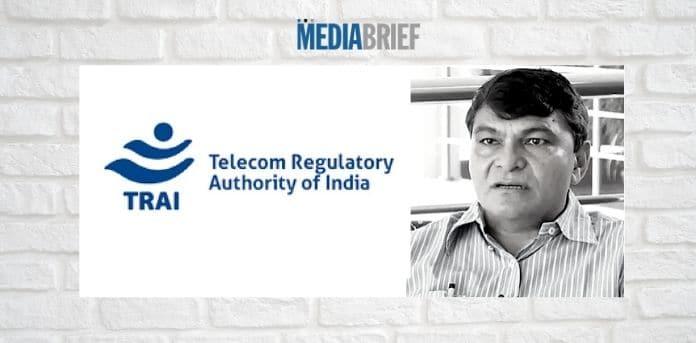 image-p d vaghela is new chairman of TRAI - Mediabrief