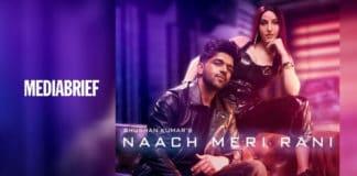 image-Teaser of Bhushan Kumar's 'Naach Meri Rani'out now-mediabrief.jpg