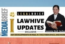 image-The Lawhive Updates - Saveena Bedi Sachar - LegalBrief from MediaBrief
