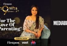 Image-Firstpost launches season 5 of '9 Months' -MediaBrief.jpg