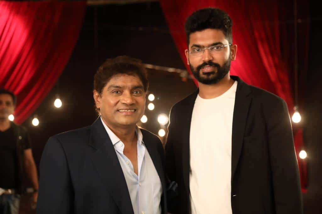 Behind-the-shoots-Vipul-Agrawal-co-founder-Unluclass-poses-for-a-picture-with-legendary-Johnny-Lever.jpeg
