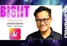 image-Jitesh Bisht - Founder CEO - Hi-Hi dating app - MediaBrief