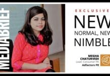 image-Megha-Chaturvedi-Adfactors PR - New Normal New Nimble - authored article exclusive - mediabrief