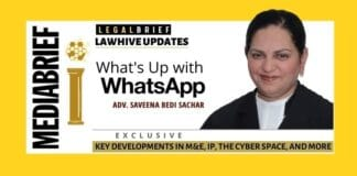 image-Saveena Sachar Bedi examines the WhatsApp policy issue-exclusive-Mediabrief